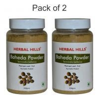 Herbal Hills Baheda Powder - 100 gms - Pack of 2